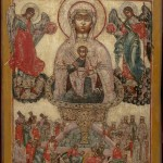 66647 Jaroslav Icon - Mother of God of Life