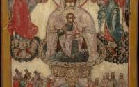 66647 Jaroslav Icon - Mother of God of Life