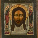 MG 5280 RUSSIAN ICON DEPICTING THE HOLY MANDULION