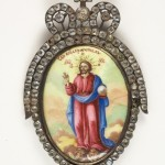 MG 5347_RUSSIAN ENAMELLED ICON - THE RISEN SAVIOR