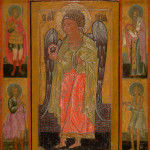 No 9336 Archangel Gabriel 17th Century