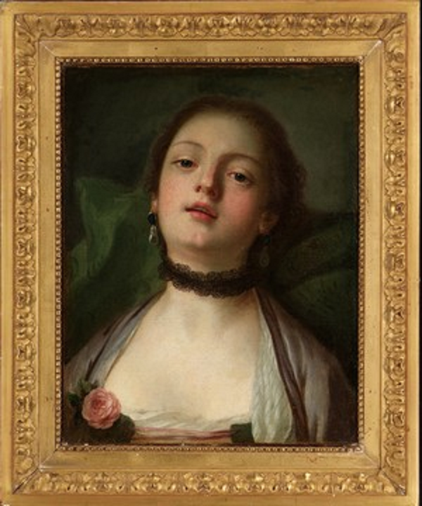 Rotari Young Girl, Verona 1707