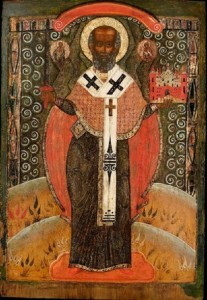 Saint Nicolas of Mozaisk