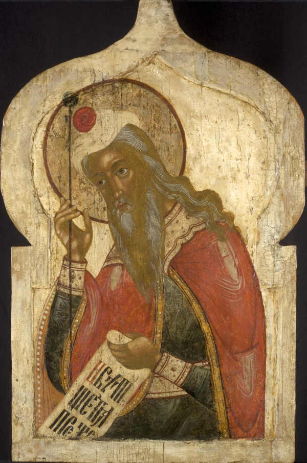 031 Russian Icon of Aaron