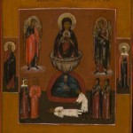 MG9351 Russian Icon Mother Of God